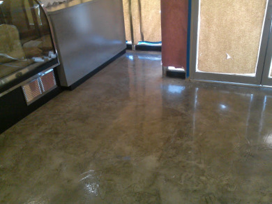 apoxy flooring