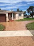 stamp concrete driveway