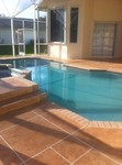 Eurotile pool deck