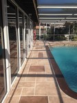 Eurotile pool deck