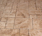 Grand Ashler Slate concrete stamp pattern