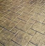 Opalocka Stone concrete stamp pattern